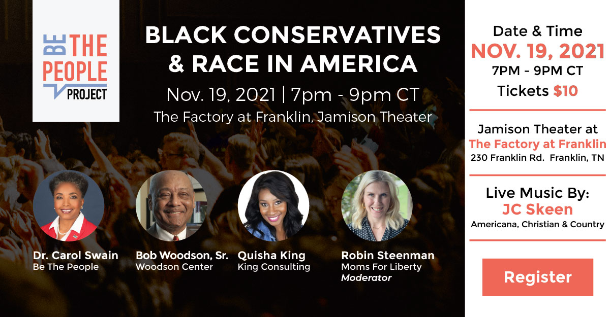 black conservatives and race nov 19 2021 event
