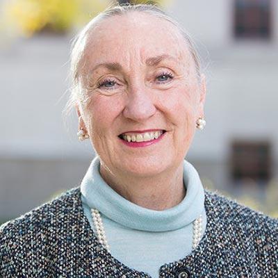 Dr. Mary Poplin