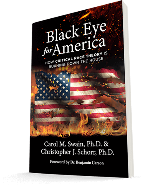 black eye for america book